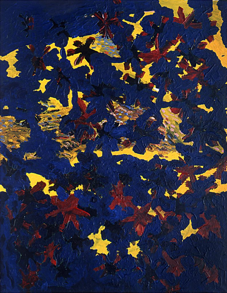 Las estrellas son flores que aprendieron a volar