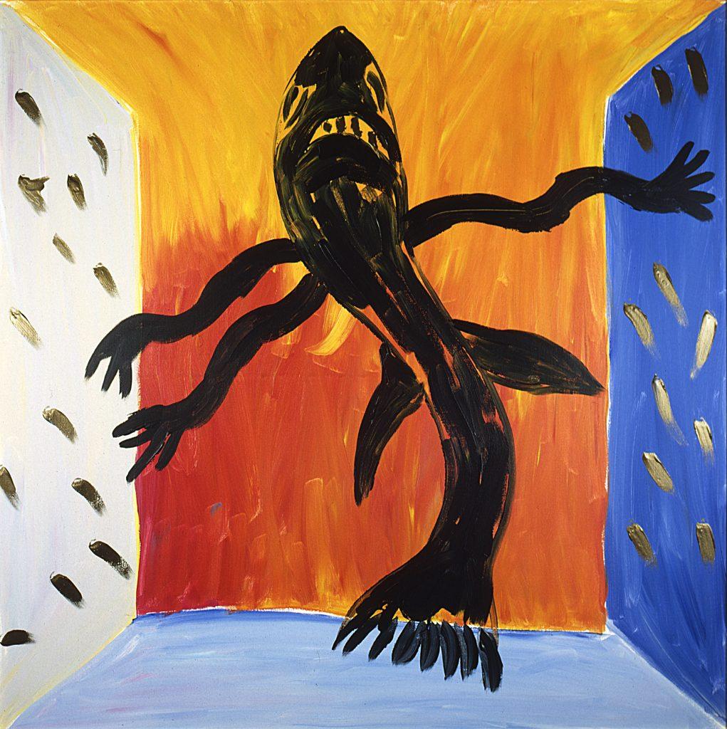 El tiburón de los tres brazos